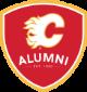 Calgary Flames Alumni Logo